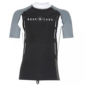 Lycrové triko Aqualung SPORT MEN - krátký rukáv