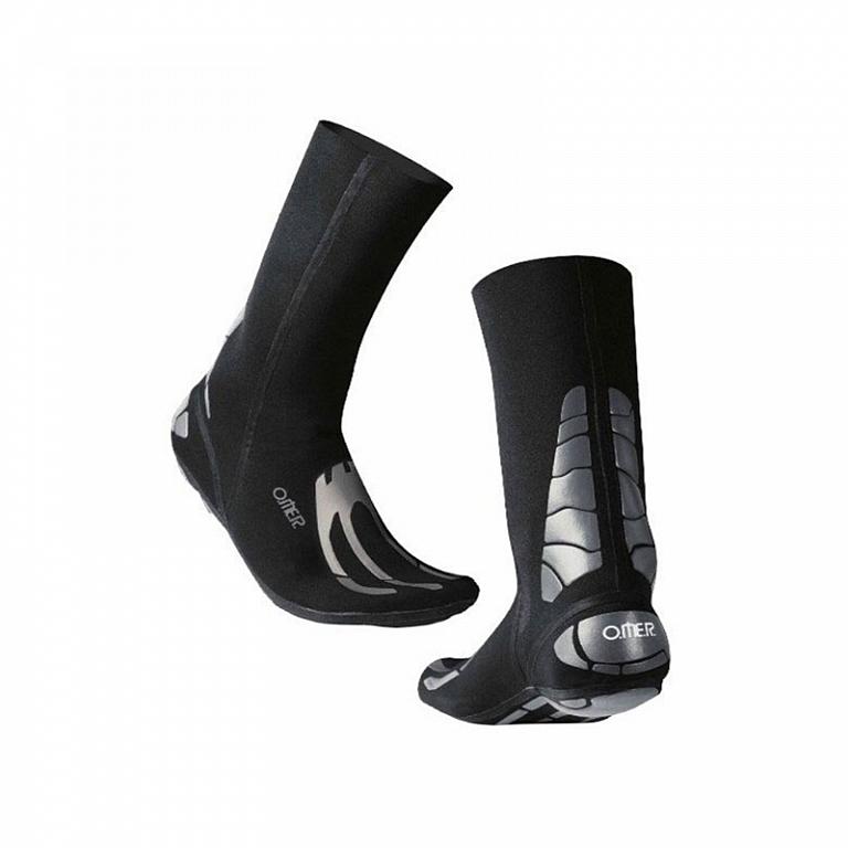 Vodotěsné neoprenové ponožky Omer SPIDER 3 mm  29c9624dec