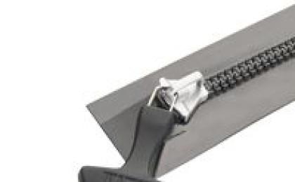 Plastový TIZIP nebo klasický kovový suchý zip?