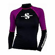 Lycrové triko Scubapro RASH GUARD JEWEL UPF50, dlouhý rukáv - dámské