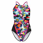 9987cf9e6d0 Dámské plavky Michael Phelps TEMPE RACE BACK