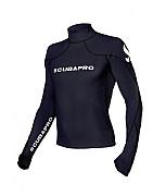 Lycrové triko Scubapro T-FLEX BLACK , dlouhý rukáv - poslední kus XL