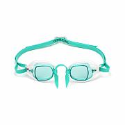 Plavecké brýle Aqua Sphere Michael Phelps CHRONOS zelený zorník zelená/bílá