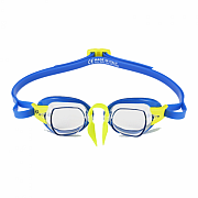 Plavecké brýle Aqua Sphere Michael Phelps CHRONOS čirý zorník modrá/žlutá
