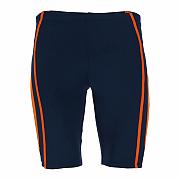 Pánské plavky Michael Phelps SPLICE JAMMER modrá/oranžová