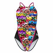 Dámské plavky Michael Phelps TUCSON OPEN BACK