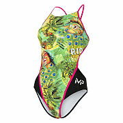 Dámské plavky Michael Phelps CORCO RACING BACK