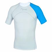 Lycrové triko AGAMA krátký rukáv UNISEX