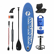 "Paddleboard TBF ENTRADIA 4"" modrá DELUXE PACK"