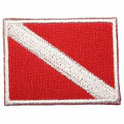 Nášivka Agama FLAG